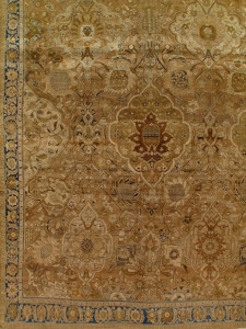 Kerman Rug-100502 • Available Sizes: 15.4 x 17.8