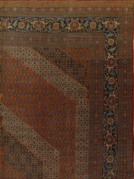 Tabriz Rug-201014 • Available Sizes: 20 x 30