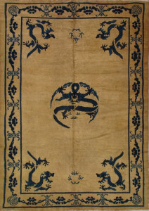 Chinese Peken Rug-981219 • Available Sizes: 6 x 8.5
