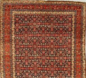 Antique Bijar Rug U2013 1835