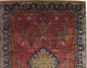 Indo Tabriz 141001 12.03X18.00